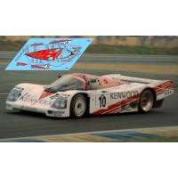 Porsche 962C - Le Mans 1988 nº10