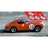 Ferrari 250 GT - Sebring 1960 nº10