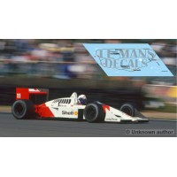 McLaren MP4/4 - British GP 1988 nº11