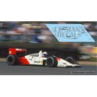 McLaren MP4/4 - GP Inglaterra 1988 nº11