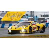 Corvette C8R - 24h Daytona 2021 nº3
