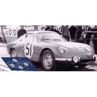 Alpine A110 - Le Mans 1964 nº51