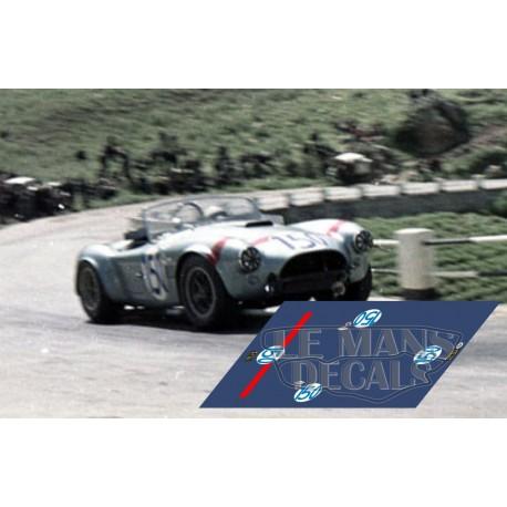 AC Shelby Cobra 289 - Targa Florio 1964 nº150