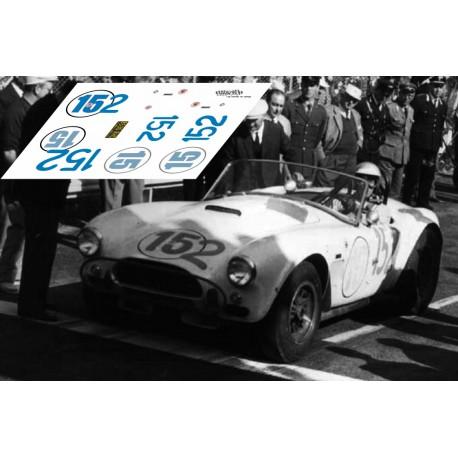 AC Shelby Cobra 289 - Targa Florio 1964 nº152