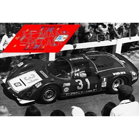 Porsche 906  - Targa Florio 1971 nº31