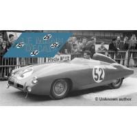 Monopole X88 - Le Mans 1955 nº52