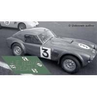 AC Cobra Coupe - Le Mans 1963 nº3