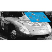 DB Deutsch Bonnet HBR  - Le Mans 1955 nº59