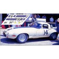 Jaguar E Type Lightweight - Le Mans 1964 nº14
