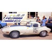 Jaguar E Type Lightweight - Le Mans 1963 nº15