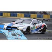 BMW M8 GTE - Le Mans 2018 nº82