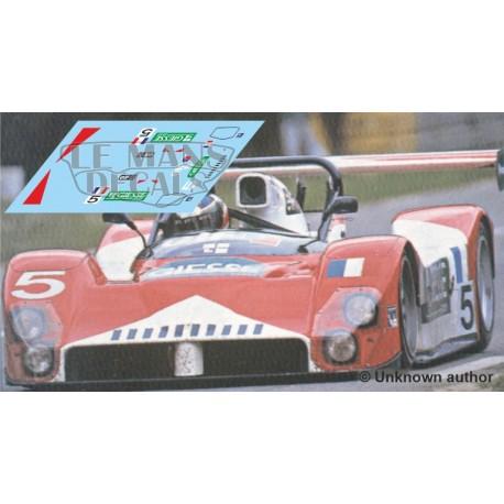 Ferrari 333 SP - Le Mans Test 1998 nº5