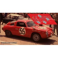 Abarth 1000 SP - Le Mans 1963 nº55