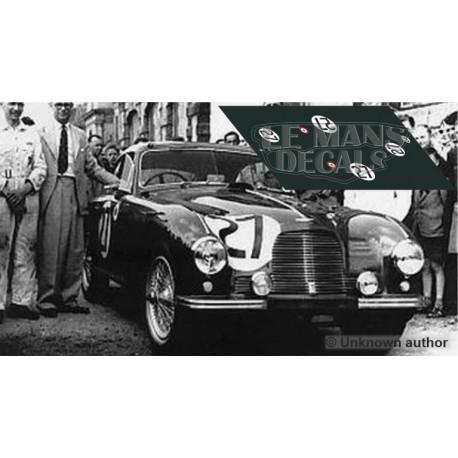 Aston Martin DB2 - Le Mans 1951 nº27