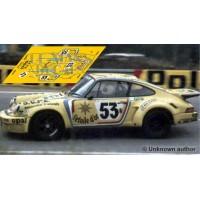 Porsche 911 Carrera RSR - Le Mans 1975 nº53