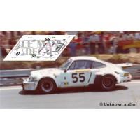 Porsche 911 Carrera RSR - Le Mans 1976 nº55