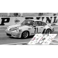 Porsche 911 Carrera RSR - Le Mans 1976 nº71