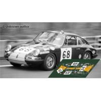 Porsche 911 S - Le Mans Test 1971 nº 68