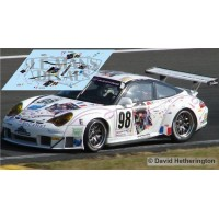 Porsche 996 GT3 RSR - Le Mans 2006 nº 98