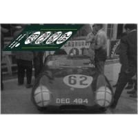Lotus XI eleven - Le Mans 1957 nº62