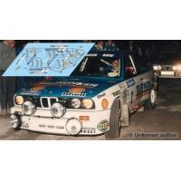 BMW M3 E30 - Rallye Llanes 1988 nº2