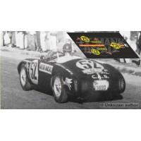 Osca MT4  - Carrera Panamericana 1954 nº52