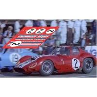 Maserati 151/1 - Le Mans 1963 nº3