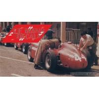 Ferrari Lancia D50 - French GP 1956 nº44