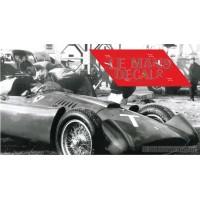 Ferrari Lancia D50 Streamliner - French GP 1956 nºT