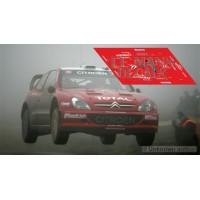 Citroën Xsara WRC - Rally Wales 2006 nº2