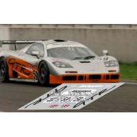 McLaren F1 GTR - Le Mans Test 1995 nº59