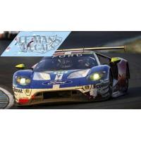 Ford GT GTE - Le Mans 2017 nº69