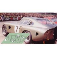 Aston Martin DP214 - Le Mans 1963 nº7