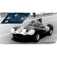 Jaguar D Type - Le Mans 1958 nº6