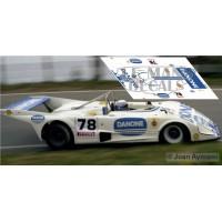 Lola T296  - Subida Montseny 1982 nº78