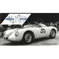 Porsche 550 RS - Le Mans 1957 nº35
