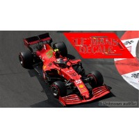 Ferrari SF21 Policar Slot - Monaco GP 2021 nº55