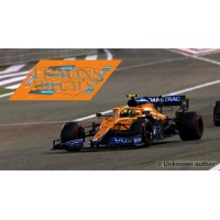 McLaren MCL35M Policar Slot - Bahrain GP 2021 nº4