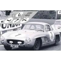Mercedes 300SL - Le Mans 1956 nº7