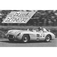Mercedes 300SLR - Le Mans 1955 nº20