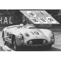 Mercedes 300SLR - Le Mans 1955 nº19