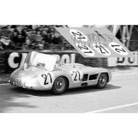 Mercedes 300SLR - Le Mans 1955 nº21