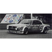 Mercedes 450 SLC - Le MansTest  1978 nº40