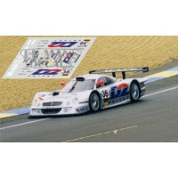 Mercedes CLK LM - Le Mans 1998 nº 36