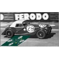 Morgan Plus 4 SS - Le Mans 1962 nº29