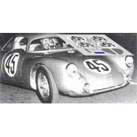 Porsche 550 Coupe - Le Mans 1953 nº44