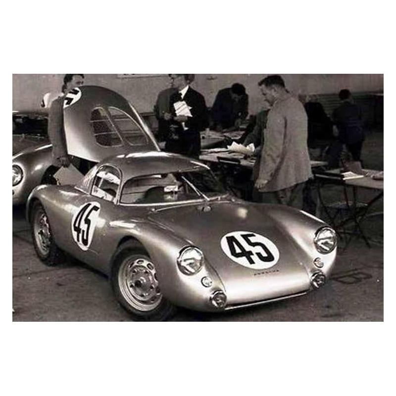 Porsche 550 Coupe Le Mans 1953 N 186 45 Lemansdecals