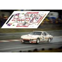 Porsche 924 Carrera - Le Mans 1980 nº2