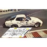 Porsche 924 GTP - Le Mans 1981 nº1