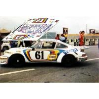 Porsche 911 RSR - Le Mans 1974 nº61
